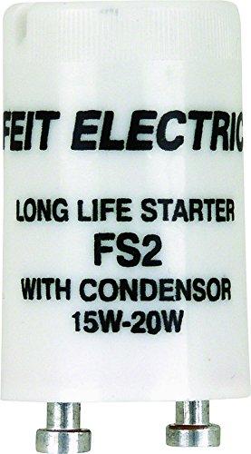Feit Electric Fs2/10 15-20W Fluor Starter (Fluor Starter)