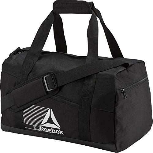 Reebok Active Foundation Small Grip Holdall - Black