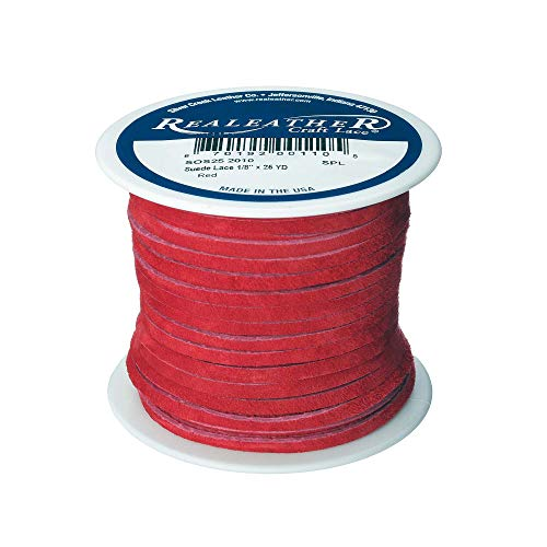 (Realeather Crafts Suede Lace Spool)