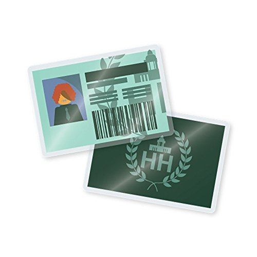 5 Mil School Card Laminating Pouches 2-1/2