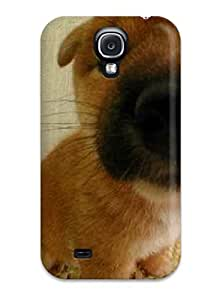 Excellent Galaxy S4 Case Tpu Cover Back Skin Protector Dogs S