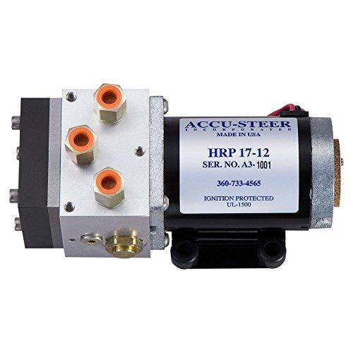Accu-Steer HRP17-12 Hydraulic Reversing Pump Unit - 12 VDC ()