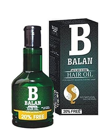 Amazon.com: Balan ayurvédica Aceite para el cabello 100 ml ...