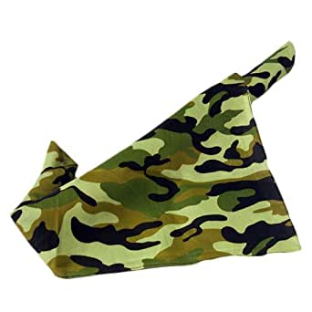 Dozen Bandanas (Choose Variety of Colors) Camouflage