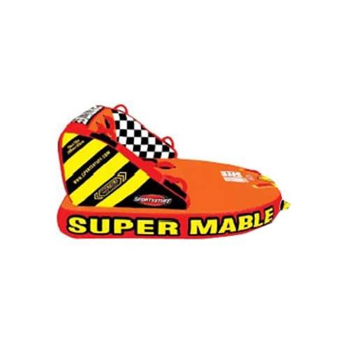 トーイングチューブ SUPER MABLE 3人乗り 53-2223   B000EMVK5S