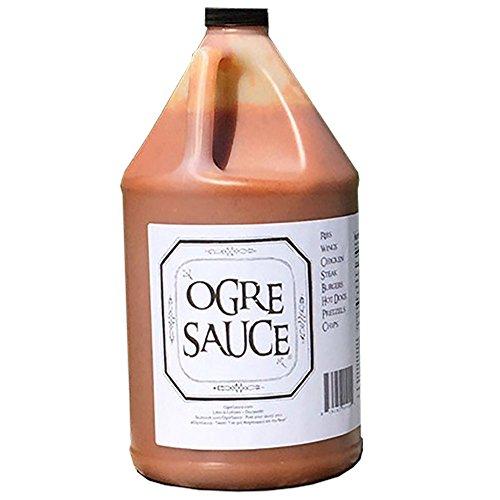 Ogre Sauce - 1 Gallon Jug