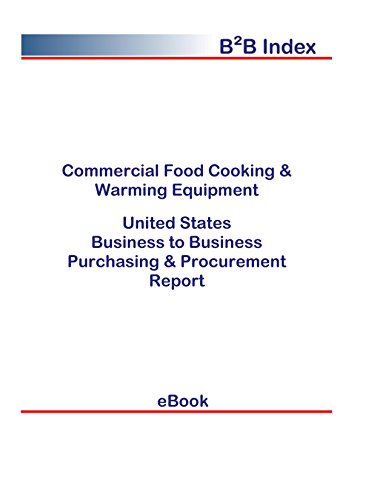 Commercial Food Cooking & Warming Equipment United States: B2B Purchasing + Procurement Values in the United States