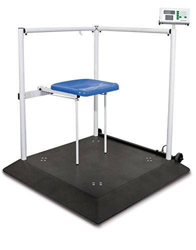 Marsden M-640BT Professional Large Person/Wheelchair Weigher with Bluetooth