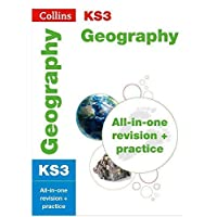 KS3 Geography All-in-One Complete Revision and Practice: Ideal for Years 7, 8 and 9