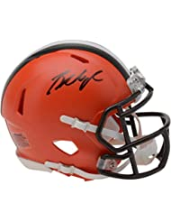 Baker Mayfield Cleveland Browns Autographed Riddell Speed Mini Helmet -  Fanatics Authentic Certified 2e151d97c