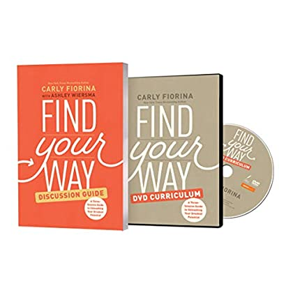 Find Your Way Discussion Guide with DVD
