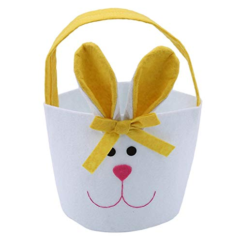 - Bags & Wrapping Supplies - Multicolor Drum Type Rabbit Shape Easter Gift Bags Child Candy Bag Good Cloth Kids Basket Easte - Color Drum Bamboo Wooden Plastic Basket Gift Basket Candy Decor Dr
