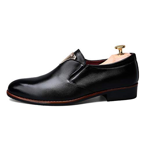 casual antiscivolo EU da Color Basse Xujw Scarpe Stringate moda 2018 Nero Vino uomo 41 traspirante Dimensione scarpe Scarpe da d'affari shoes uomo wpF7qZB