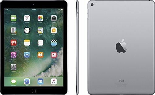 Apple iPad Air 2 9.7-Inch 32GB Tablet (Space Gray)