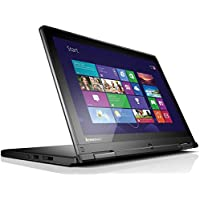 Lenovo ThinkPad Yoga Signature Edition - 12.5 2-in-1 Touchscreen Notebook PC - Intel i5 Haswell / 8GB RAM / 128GB SSD / WiFi / Webcam / Windows 10- Black