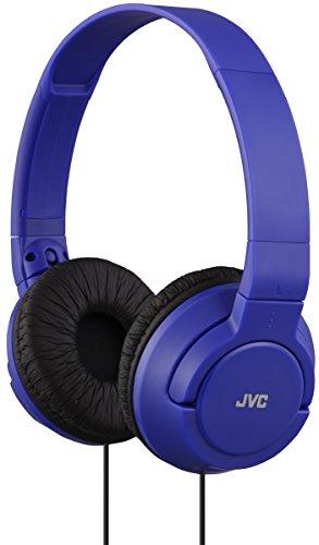JVC HAS180 Lightweight Powerful Bass Headphones - ...
