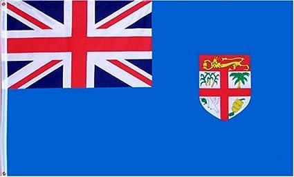 3x5 Foot Polyester Fiji Flag
