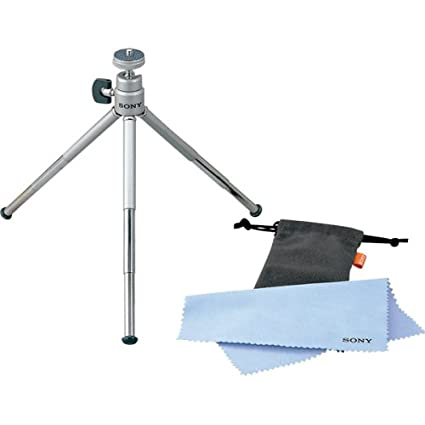 Sony VCTMTK Travel Tripod for Compatible Sony Cameras & Camcorders SOAB9 VCT-MTK SOVCTMTK