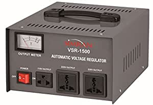 Amazon Com Simran 1500 Watt Step Up Down Voltage
