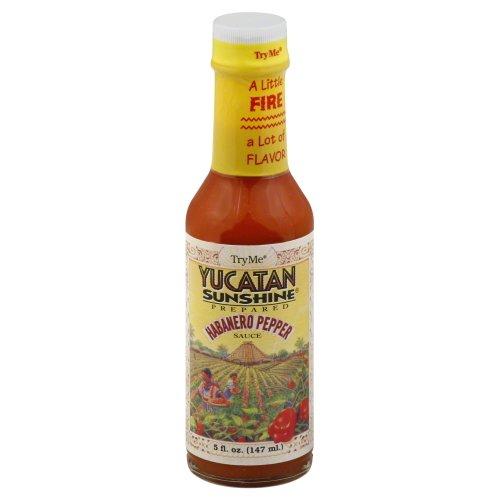 yucatan habanero sauce - 7