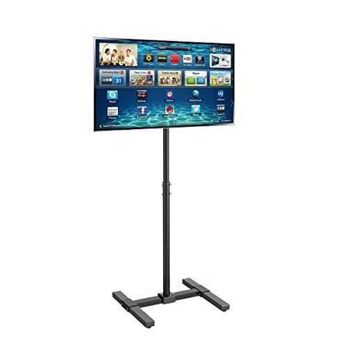 Kompaktes LCD TV Monitor Display Ständer für 33cm-101,6cm LCD-TV höhenverstellbar