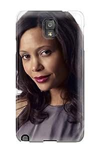Premium Durable Thandie Newton Fashion Tpu Galaxy Note 3 Protective Case Cover