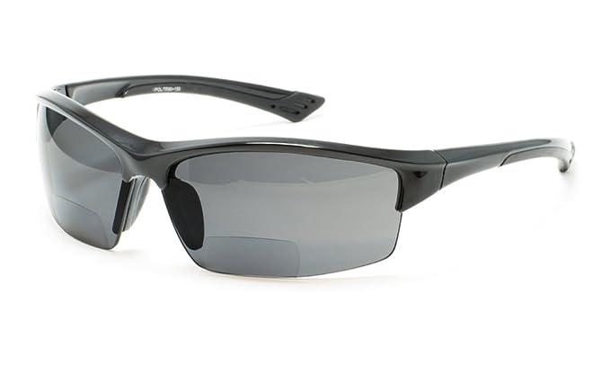 Amazon.com: Polarizadas anteojos de sol de lectura Bifocales ...