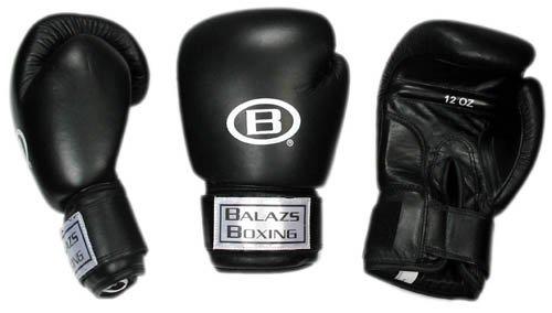 Balazsコンボ手袋 黒 - 16 oz.