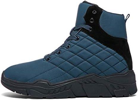 デザートブーツ スノーブーツ アウトドアブーツ レースアップメンズ 裏起毛 ラウンドトゥ 滑り止め ハンサム 軽量 通勤 耐磨耗 安定感 冬 消臭 衝撃吸収 ショートブーツトレッキングブーツ 登山靴