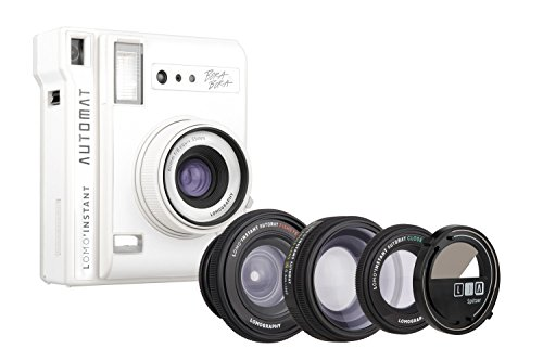 Lomography Lomo'Instant Automat Bora Bora & Lenses - Instant Film Camera by Lomography