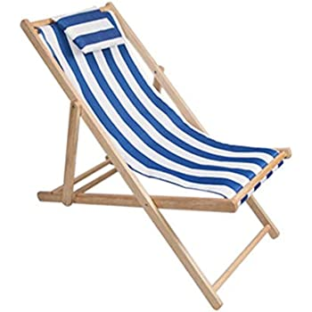 Amazon.com: Festnight- Outdoor Chaise Lounge Chair Folding ...