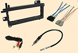 jeep wrangler 1997 1998 1999 2000 2001 2002 stereo wiring ... 1998 jeep wrangler stereo wiring #4