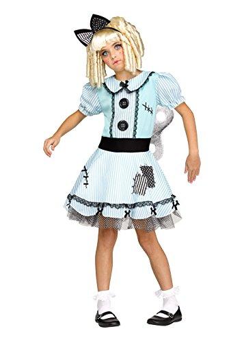 (Wind?up Key Dolly Girls Costume)