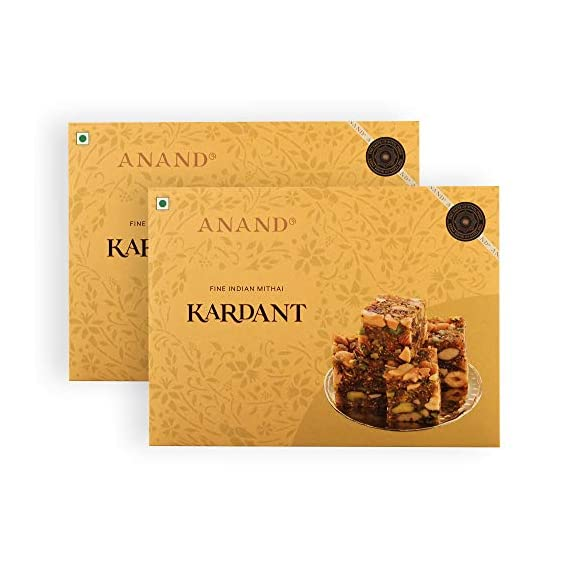 Anand Kardant, 450g (Pack of 2)