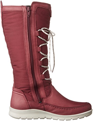 Port Tex Boots Women's Ecco Babett PORT Quarry PORT red Port Boot Gore xU0fwfzOq