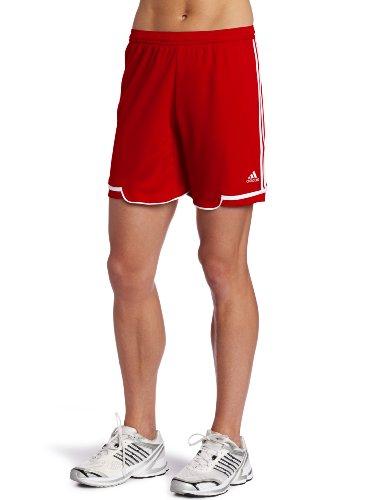 adidas Women's Regista 12 Short, University Red/White, (Adidas Predator Soccer Shorts)