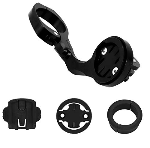 Together-life Bike Mount for Garmin Edge Extended Out Front Mount Handlebar Extender Cycling GPS Holder for Stopwatch Sports Camera GoPro Garmin Bryton