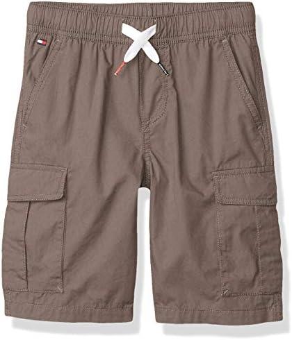 Tommy Hilfiger Boys' Drawstring Cargo Pocket Short
