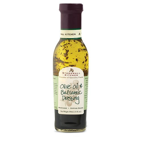 (Stonewall Kitchen Olive Oil & Balsamic Dressing, 11 ounces )