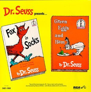 e47b3511 Image Unavailable. Image not available for. Color: Fox in Socks / Green Eggs  & Ham