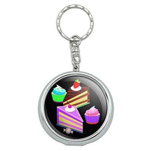 Graphics More Portable Ashtray Keychain