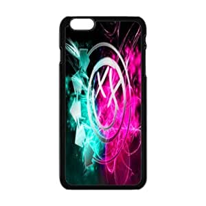 """Rock Band Style BlackIphone 6 Plus 5.5"""" Blin 182 For Iphone 6 Plus 5.5 Inch"""