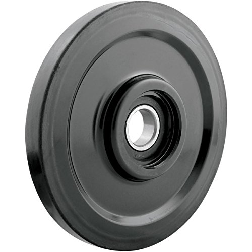 (Kimpex Idler Wheel - 5.55in. (141mm x 20mm) - Black 04-141-01)