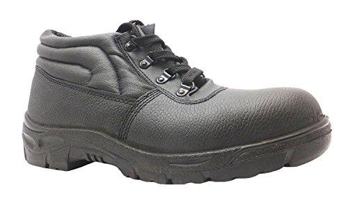 Workforce  Gc2-p, Chaussures de sécurité pour homme Noir noir