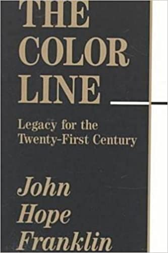 The Color Line: Legacy for the Twenty-First Century (The Paul ...