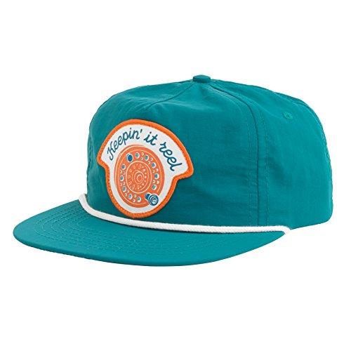 Sendero Adventure Mantra Collection Hat, Dark Teal, One - Snapbacks Indie