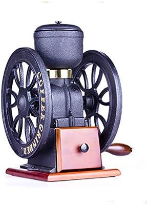 Cafetera hierro fundido molinillo de café manual, engranajes de ...