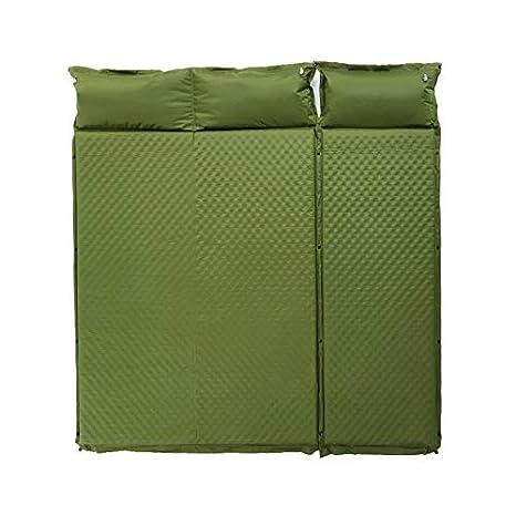 Moistureproof mat Saco de Dormir - 188 * 195 * 5 cm Estera Inflable automática Tienda