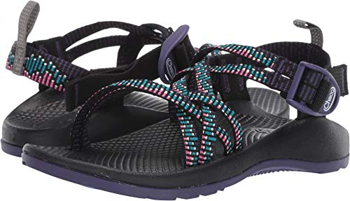 Chaco Kids Baby Girl's Zx1 Ecotread¿ (Toddler/Little Kid/Big Kid) Amp Violet 13 M US Little Kid