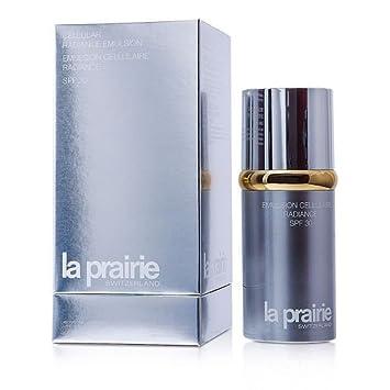 6 Pack - La Prairie Cellular Radiance Cream 1.7 oz Vitamin C Skin Serum 20% (L-Ascorbic Acid) with Pure Hyaluronic Acid Anti Aging Serum (1oz)
